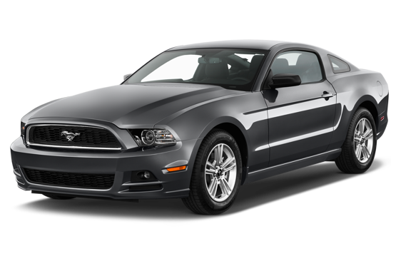Slide 1 of 14: 2014 Ford Mustang