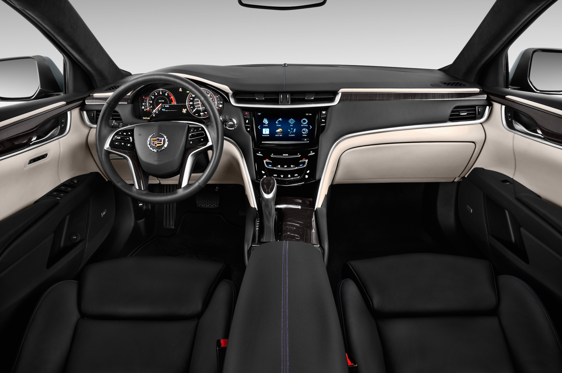 Slide 1 of 11: 2015 Cadillac XTS