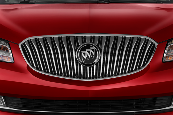 Slide 1 of 25: 2015 Buick LaCrosse