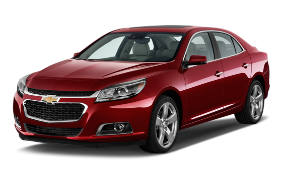 Slide 1 of 14: 2015 Chevrolet Malibu