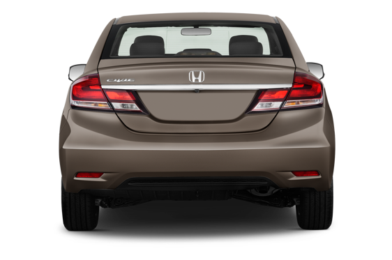 Slide 1 of 25: 2014 Honda Civic Sedan