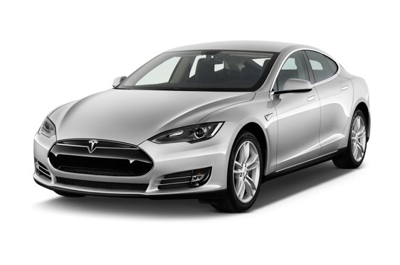 Slide 1 of 14: 2014 Tesla Model S