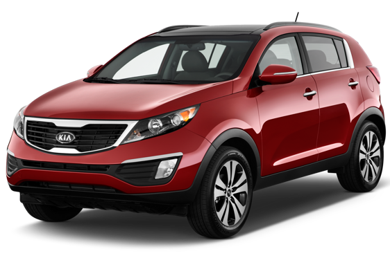 Slide 1 of 14: 2014 Kia Sportage