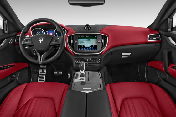 Slide 1 of 11: 2015 Maserati Ghibli