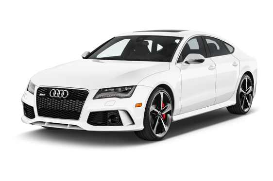 Slide 1 of 14: 2014 Audi RS7