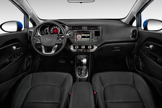 Slide 1 of 11: 2015 Kia Rio 5-Door