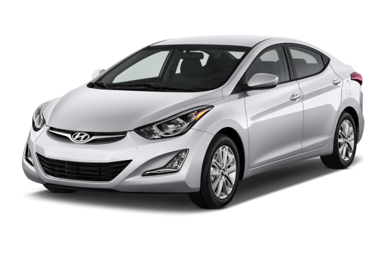 Slide 1 of 14: 2015 Hyundai Elantra Sedan