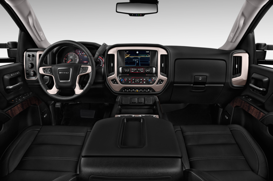 Slide 1 of 11: 2015 GMC Sierra 3500HD