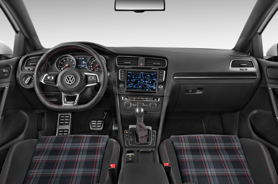 Slide 1 of 11: 2015 Volkswagen Golf GTI