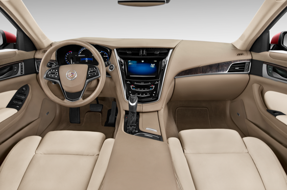 Slide 1 of 11: 2015 Cadillac CTS