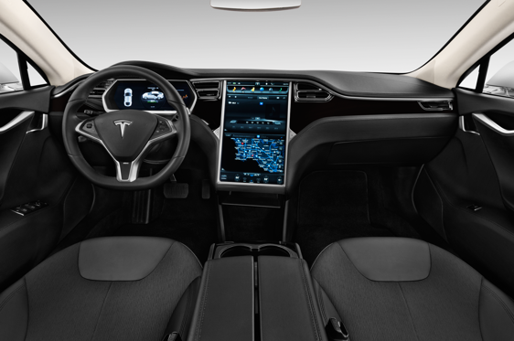 Slide 1 of 11: 2014 Tesla Model S