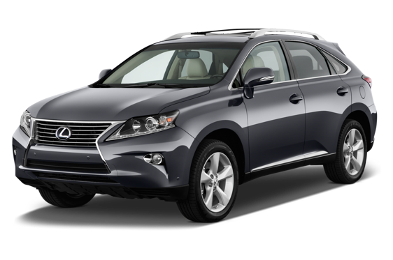 Slide 1 of 14: 2015 Lexus RX 350