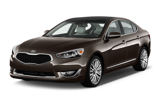 Slide 1 of 14: 2015 Kia Cadenza