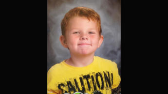Police handout photo of Noah Thomas