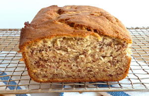 "This banana bread from one of our staffer's moms is simple but amazing. A tip from mom: Freeze the loaf after cooling to make the banana bread extra moist.<p><br><strong>Recipe: <a href=""http://www.delish.com/recipefinder/jo-anns-banana-bread-recipe-ghk0514"">Jo Ann's Banana Bread</a></strong></p>"