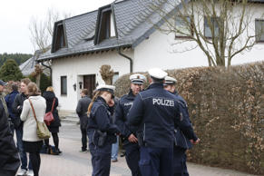 Home of parents of Andreas Lubitz,