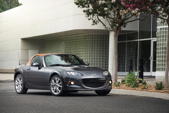 MX-5 Miata Grand Touring