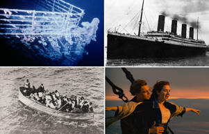 Titanic tragedy in photos