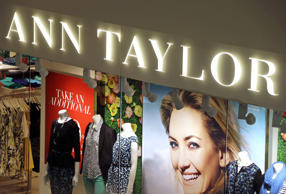 An Ann Taylor store in Mount Lebanon, Pa.  Gene J. Puskar/AP Photo