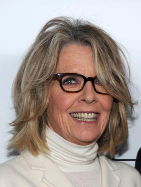 HOLLYWOOD, CA - APRIL 17: Actress Diane Keaton arrives at the Premiere Of Sony Pictures Classics' 'Darling Companion' at the Egyptian Theatre on April 17, 2012 in Hollywood, California. (Photo by Valerie Macon/Getty Images)