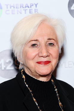 NEW YORK, NY - DECEMBER 09: Olympia Dukakis attends the 40th anniversary 'Love Yourself' gala hosted by IHI Therapy Center at New York Theatre Workshop on December 9, 2013 in New York City. (Photo by Rommel Demano/Getty Images)