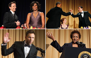 Hilarious jokes from White House Correspondents Dinners