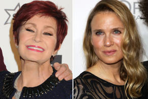 Sharon Osbourne has admitted to having facelifts to stay young looking. Many suspect Renée Zellweger has also had the procedure, although the actress hasn't confirmed.