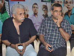 While there were reports that the CBFC invited religious leaders for the screening of 'Dharam Sankat Mein', film's lead actors Paresh Rawal and Naseruddin Shah say the idea is absurd.