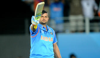 Raina to wed childhood sweetheart on Friday