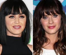 Celebrities who look alike