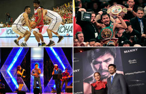 Manny Pacquiao: Life in pictures