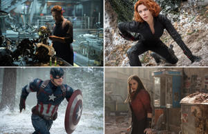 Avengers: Age of Ultron — Meet the characters