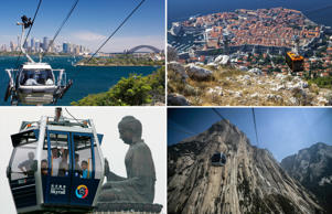 Breathtaking Gondola rides around the world