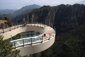 For bravehearts only: 13 thrilling skywalks around the globe