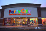 A Party City store in Hamilton, New Jersey.
