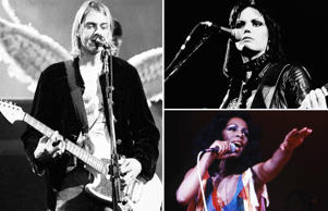 Rock and Roll Hall of Fame – The third decade