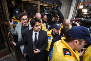 Jian Ghomeshi in a file pic.