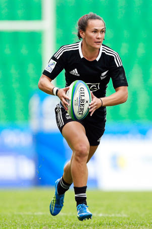 Flying winger Portia Woodman, who scored five tries against Canada in the final of the Atlanta event last month, admits her team are on a high.