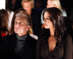 Catherine Zeta-Jones and Michael Douglas have finally confirmed their reconciliation.