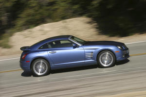 Chrysler's Crossfire didn't look half bad, but it didn't drive well.