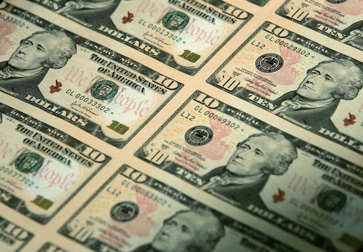 A woman will appear on redesigned $10 bill in 2020 AAbKb7O