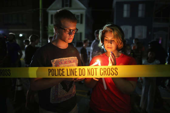 Nine People Killed in Charleston Church Shooting; Massacre Suspect Dylann Storm Roof Arrested AAbOU5N