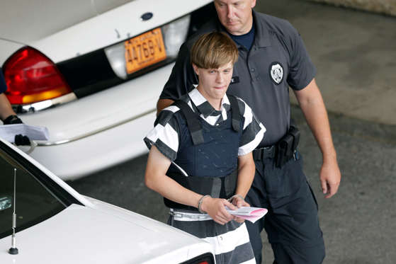 Nine People Killed in Charleston Church Shooting; Massacre Suspect Dylann Storm Roof Arrested AAbOm5d