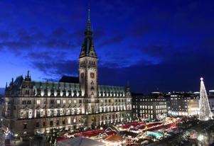 Although it is the second largest city in Germany, Hamburg is often ignored in comparison to touristy Berlin and Munich.