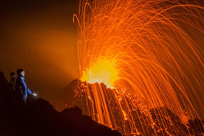 Volcanoes: Lava of myths and legends