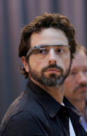 Sergey Brin, the Google co-founder, is worth about $30 billion.