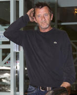 Troubled AC/DC drummer Phil Rudd after he was detained by NZ police on, Dec. 4, 2014, in Tauranga.