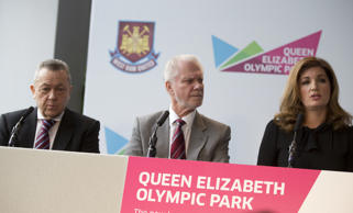 West Ham face compensation risk over state aid for Olympic Stadium refit
