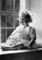 Princess Elizabeth, (the future Queen Elizabeth II), 1927