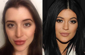 Emily Orofino and Kylie Jenner
